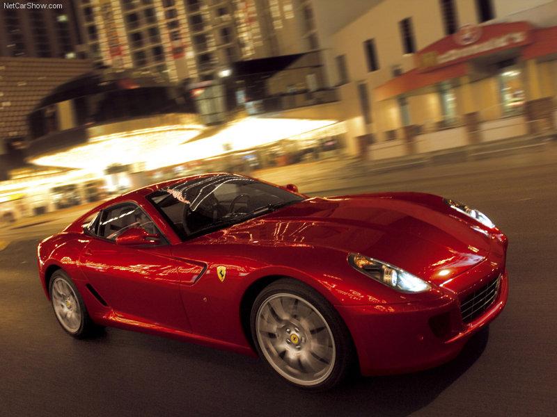 フェラーリ 599GTB