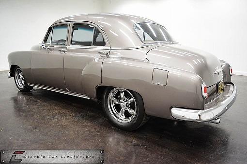 1952y chevrolet 4door sedan gm for 1952 chevrolet 4 door sedan